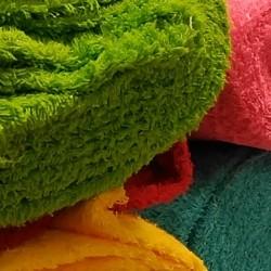 Tela rizo de toalla
